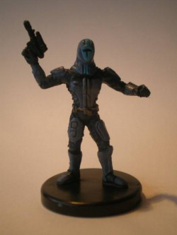 56/60 Mandalorian Trooper LEGACY OF THE FORCE unco