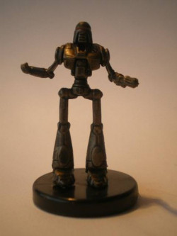 45/60 Guard Droid LEGACY OF THE FORCE commune