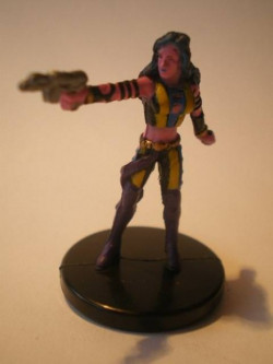 41/60 Deliah Blue LEGACY OF THE FORCE rare