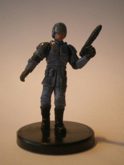 32/60 Galactic Alliance Trooper LEGACY OF THE FORCE commune