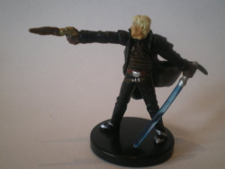 40/60 Cade Skywalker Bounty Hunter LEGACY OF THE FORCE very rare
