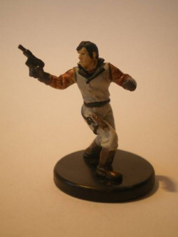 30/60 Corellian Security Officier LEGACY OF THE FORCE unco