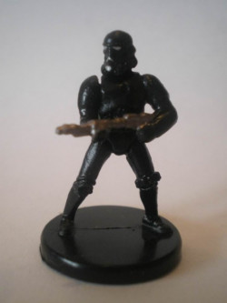 29/60 Shadow Stormtrooper LEGACY OF THE FORCE unco