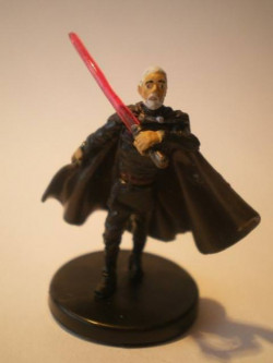 10/60 Darth Tyranus Legacy of the Dark Side LEGACY OF THE FORCE rare