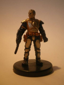09/60 Republic Commando Training Sergeant LEGACY OF THE FORCE unco