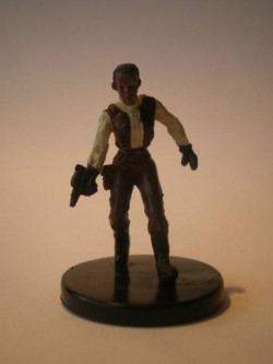 03/60 Old Republic Scout LEGACY OF THE FORCE commune