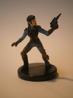 02/60 Old Republic Recruit LEGACY OF THE FORCE commune