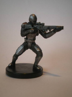 59/60 mandalorian Supercommando BOUNTY HUNTER unco