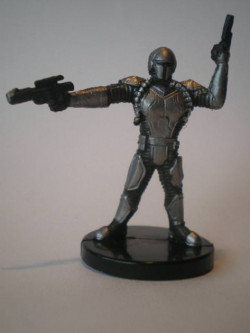 58/60 mandalorian Soldier BOUNTY HUNTER commune