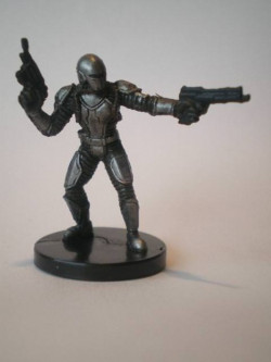 57/60 mandalorian Commander BOUNTY HUNTER unco