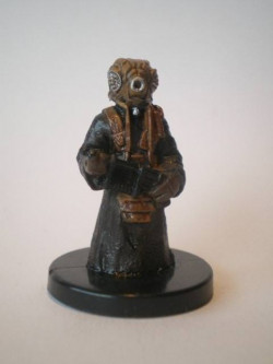 53/60 Zuckuss BOUNTY HUNTER rare