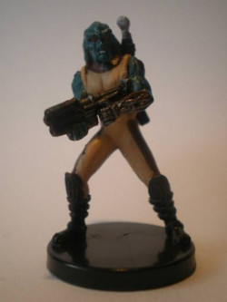 44/60 Nym BOUNTY HUNTER very rare