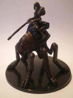 41/60 Mustafarian Flae Rider BOUNTY HUNTER rare