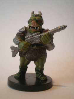 33/60 Gamorrean Guard BOUNTY HUNTER commune