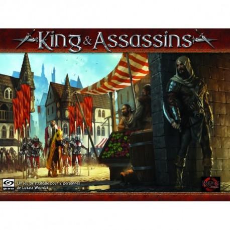 King & Assassins ( boite légèrement endommagée )