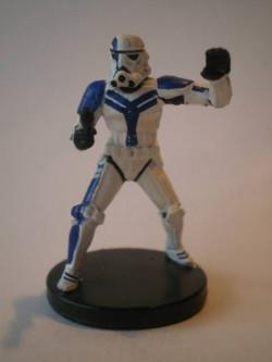 35/60 Felucian Stormtrooper Officier FORCE UNLEASHED unco
