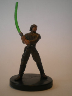 53/60 Jacen Solo CHAMPION OF THE FORCE very rare