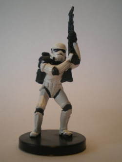50/60 Sandtrooper CHAMPION OF THE FORCE commune