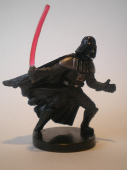 49/60 Darth Vader CHAMPION OF THE FORCE very rare