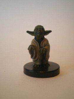 45/60 Yoda of Dagobah CHAMPION OF THE FORCE very rare