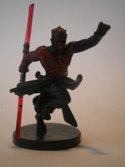 40/60 Darth Maul CHAMPION OF THE FORCE rare