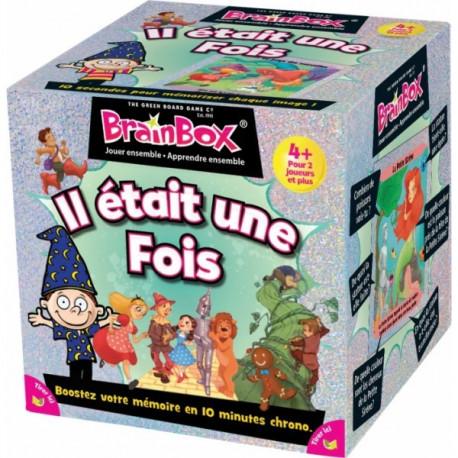 Brain Box - Il était une fois