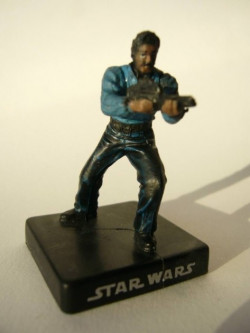 49/60 Lando Calrissian dashing Scoudrel ALLIANCE ET EMPIRE rare