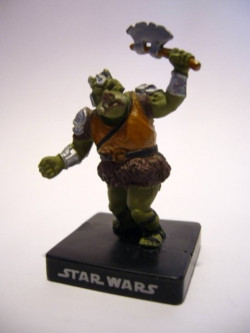 44/60 Gamorrean guard ALLIANCE ET EMPIRE commune