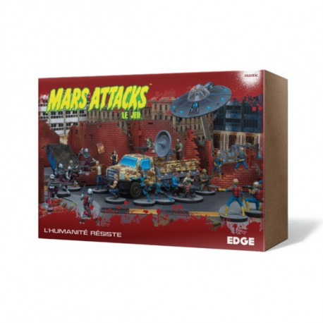 Mars Attacks : L'Humanité Résiste
