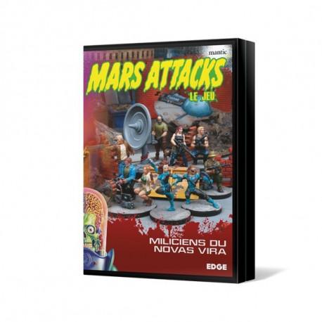 Mars Attacks : Nova Vira Militia