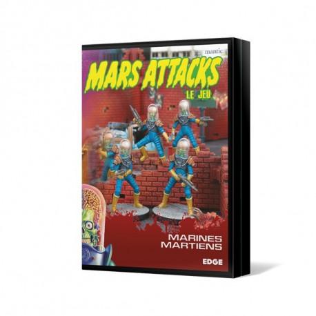 Mars Attacks : Marines Martiens