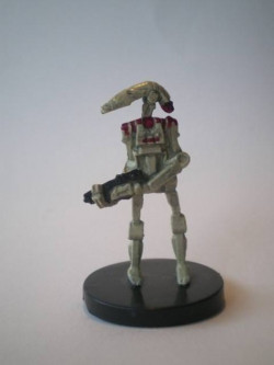 46/60 Security Battle Droid CLONE STRIKE unco