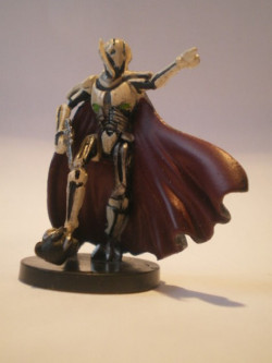 40/60 General Grievous CLONE STRIKE very rare