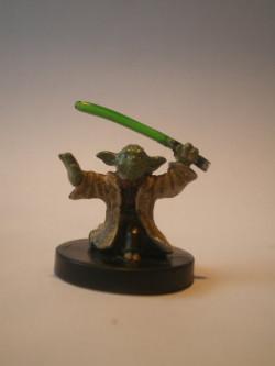 26/60 Yoda CLONE STRIKE very rare