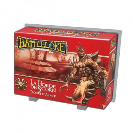 Battlelore Seconde Édition VF - La Horde de Scorn