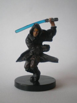 56/60 Anakin Skywalker Sith Apprentice REVENGE OF THE SITH very rare