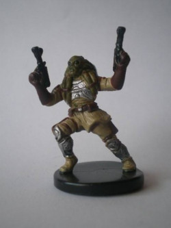 49/60 Nautolan Soldier REVENGE OF THE SITH commune