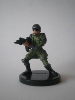 46/60 Human Mercenary REVENGE OF THE SITH unco