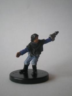42/60 Boba Fett young mercenary REVENGE OF THE SITH rare