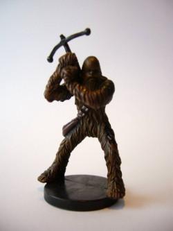 45/60 Chewbacca rebel hero UNIVERSE rare