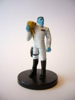 38/60 Grand Admiral Thrawn UNIVERSE very rare