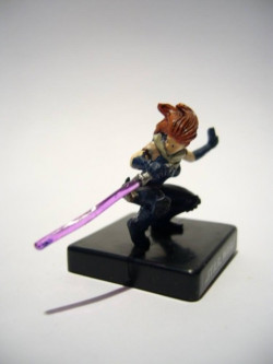 37/60 Mara Jade jedi ALLIANCE ET EMPIRE rare