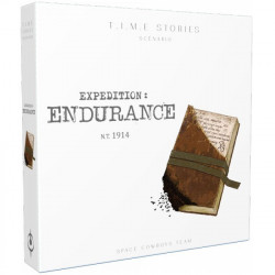 Time Stories - Endurance