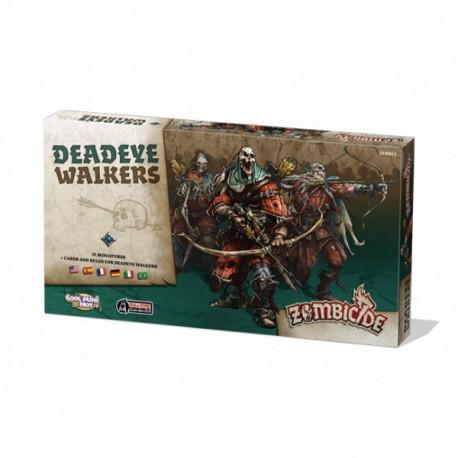 Zombicide : Black Plague - Special Guest Deadeye Walkers