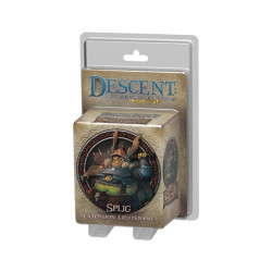 Descent Seconde Édition - Extension Lieutenant Splig