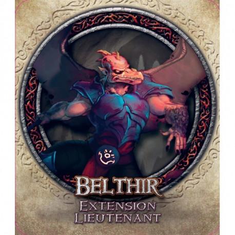 Descent Seconde Édition - Extension Lieutenant Belthir