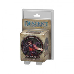 Descent Seconde Édition - Extension Lieutenant Zachareth