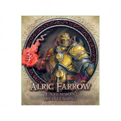 Descent Seconde Édition - Extension Lieutenant Alric Farrow