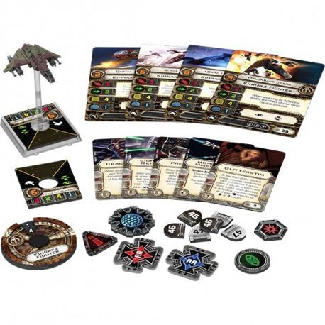 X-Wing - Le jeu de Figurines - Chasseur Kihraxz