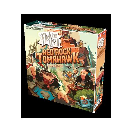 Flick'em Up ! - Red Rock Tomahawk